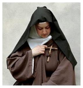 Angela da Foligno dell'OFS è stata canonizzata