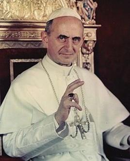 Paolo VI proclamato Santo